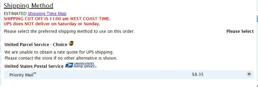 UPS Choice 1 8 3 - Shipping Modules - osCommerce Support Forum